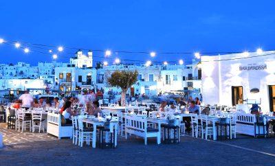 Paros Restaurants